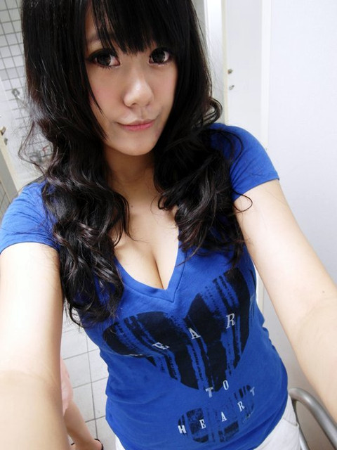 Chinese lady sexy in all style, and so cute