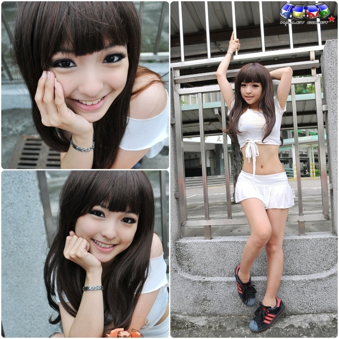 Cute Girl from China, she sexy with big size. So  Wonderful
