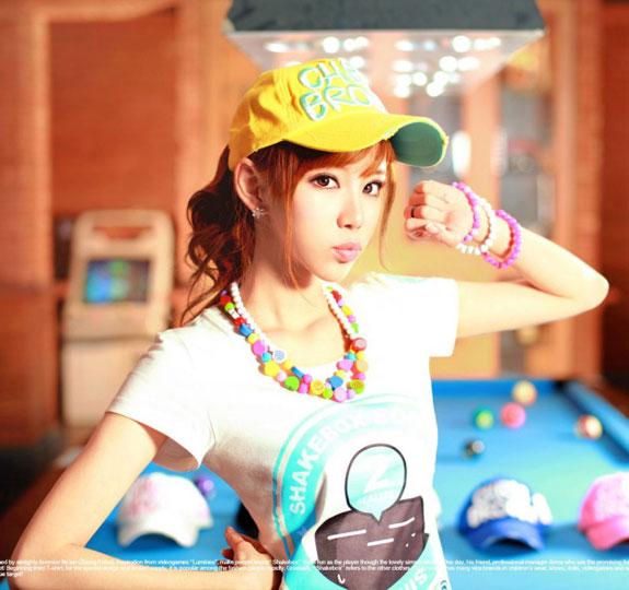 Ye Zi Xuan (Han Chinese) So cute from Shanghai, China