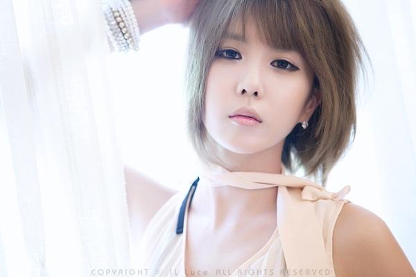 Heo Yun Mi Korean Top Model, sexy and pretty lady