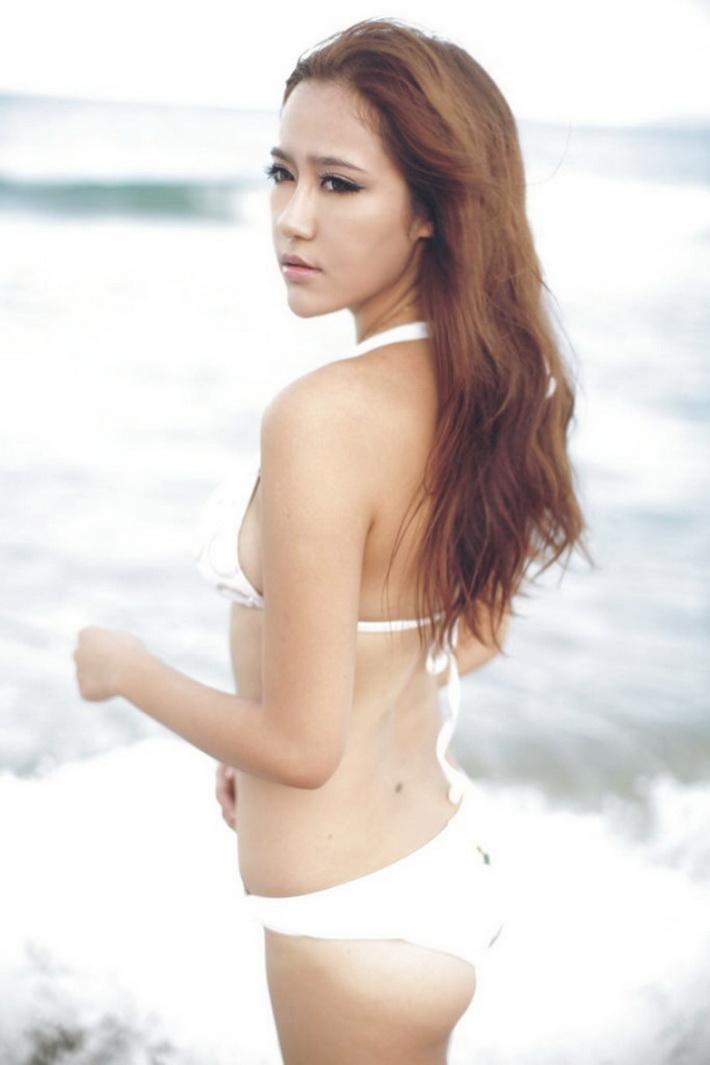 Hou Shi Chen Beautiful Chinese Pretty lady