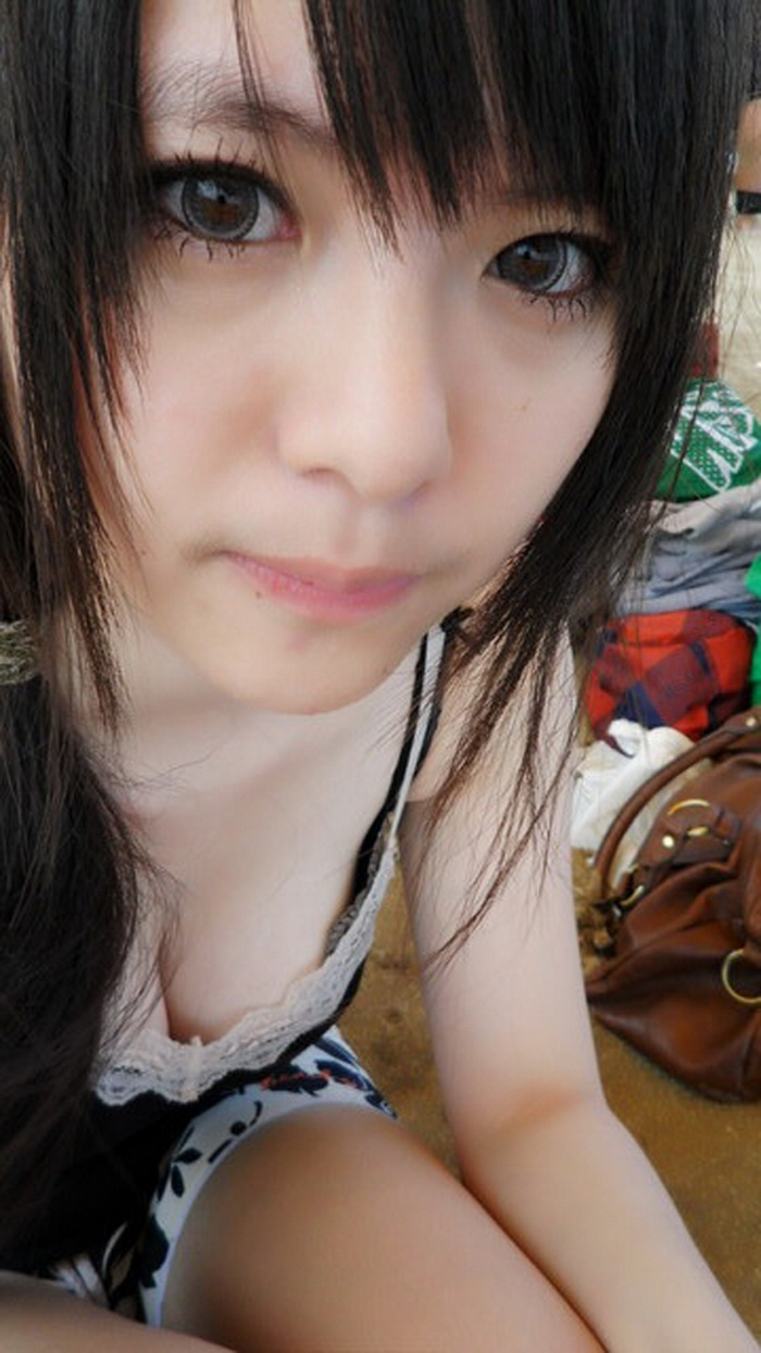 Cute hot girl