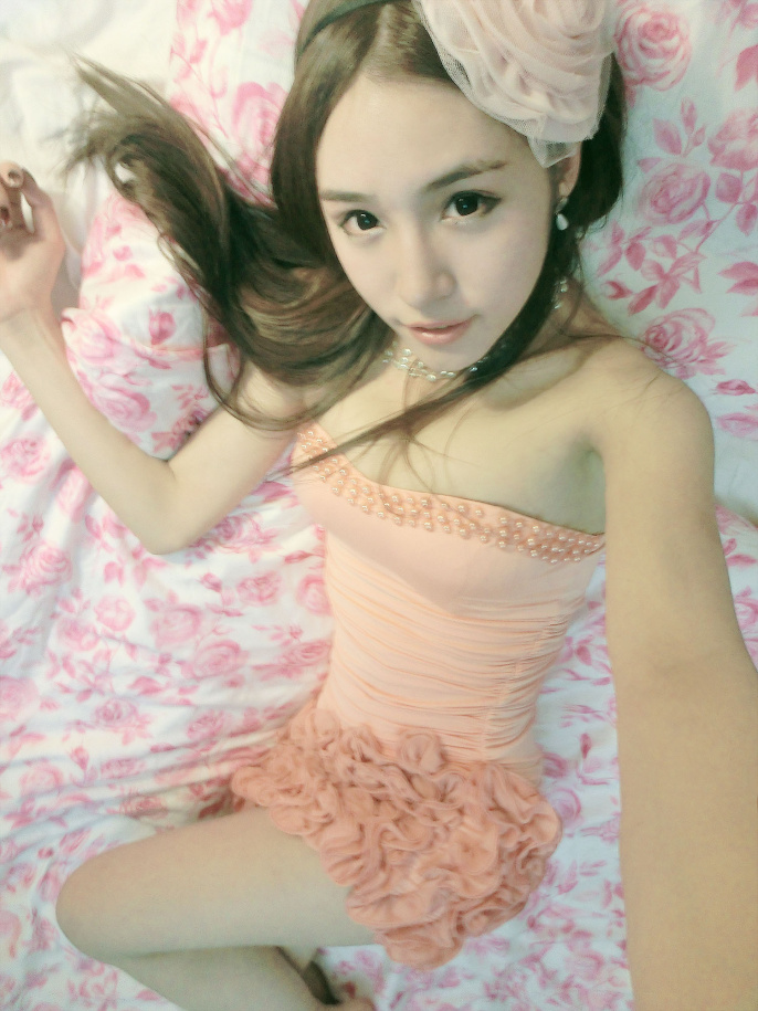 Sexy Asian Angel lady so Cute and Beautiful, Perfect lady