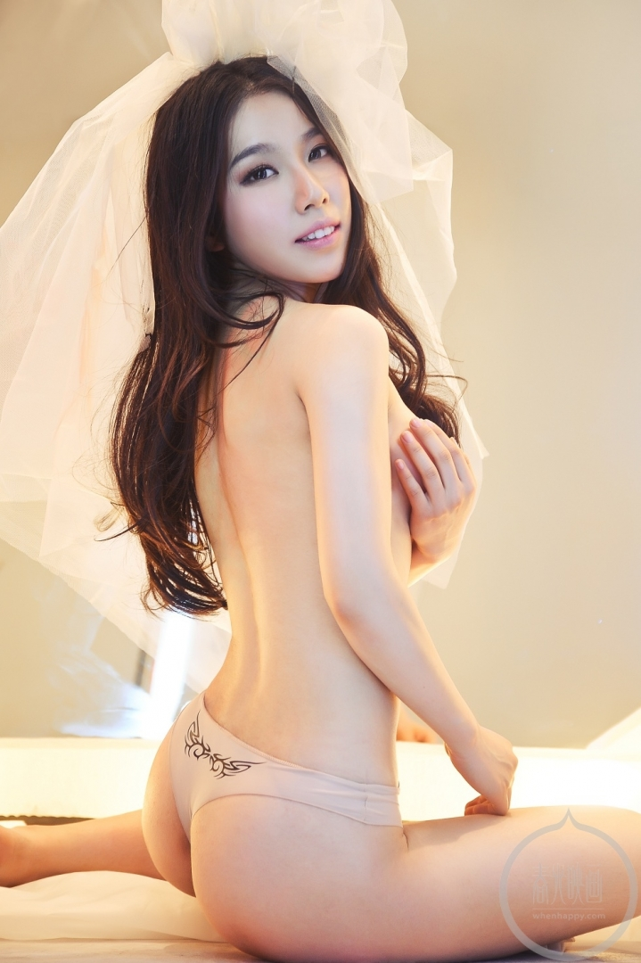 Pretty naked asian girls-7346