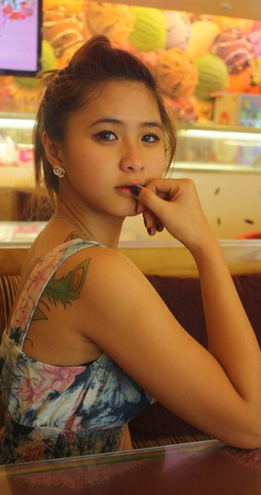 Sexy Vietnamese lady, She is So cute and innocent girl