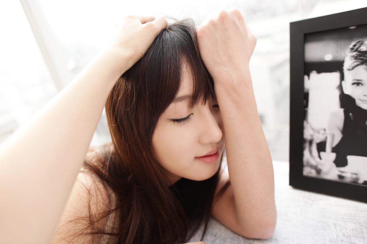 So Yeon Yang Asian Pretty Lady so Beautiful