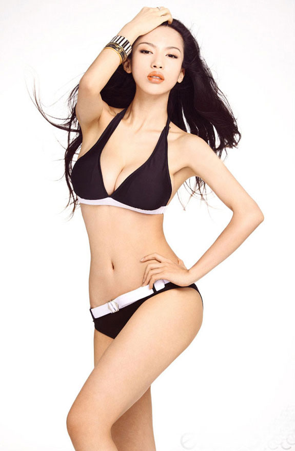Pan Shuang Shuang (Mavis Pan)  Hottest Chinese model best and Sexy